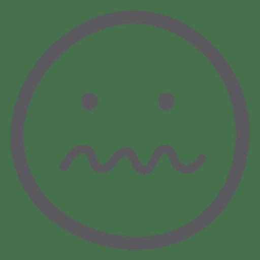 Sick emoji emoticon Transparent PNG