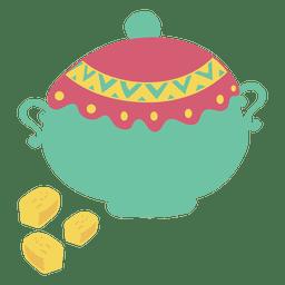 Sugar sugar bowl sweet