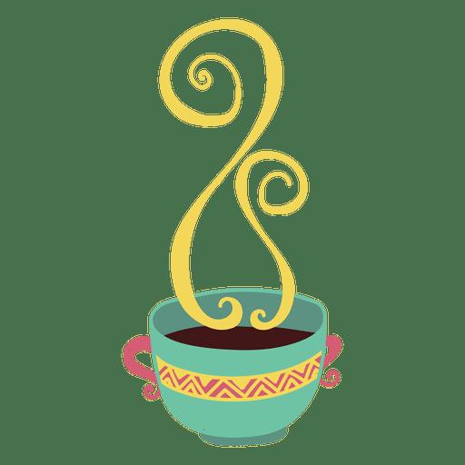 Bebida quente café chá Transparent PNG