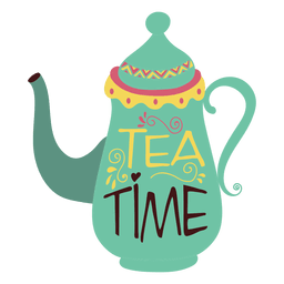 Teapot tea coffee