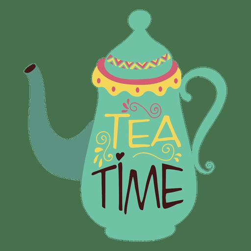 Bule de chá Transparent PNG