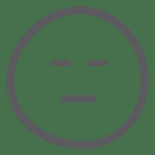 Tired emoji emoticon - Transparent PNG & SVG vector