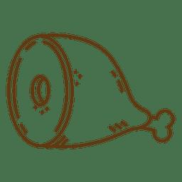 Puten-Hühnerfutter