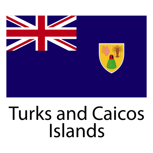 Bandera Nacional De Las Islas Turcas Y Caicos Descargar Png Svg