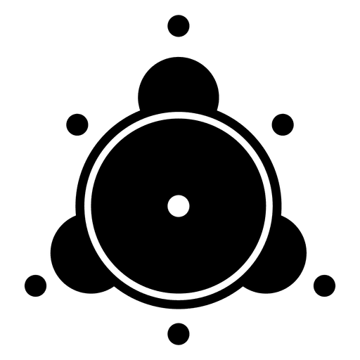 Cultivo abstracto círculo silueta Transparent PNG