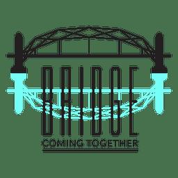 logotipo de puente 01