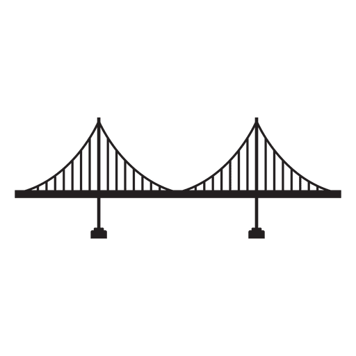 u00edcone de tra u00e7ado ponte 10  svg transparente