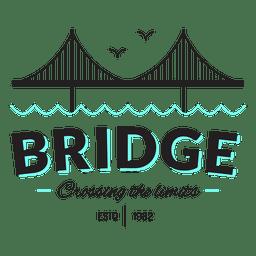 logotipo de accidente cerebrovascular Puente 13
