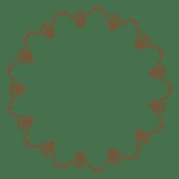 Kreisrahmen 07
