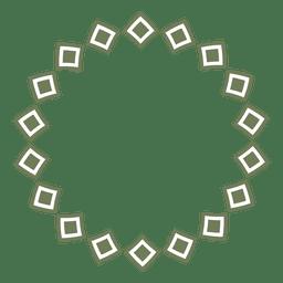 Marco del círculo 08