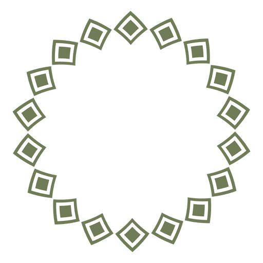 Marco del círculo 08 Transparent PNG