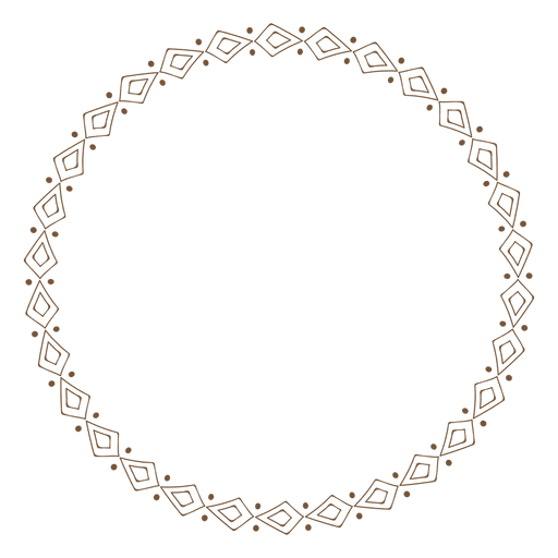 Circle frame 10 - Transparent PNG & SVG vector