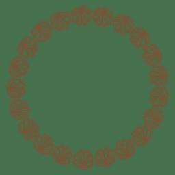 Circle frame 11