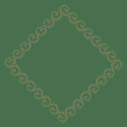Diamond frame 04