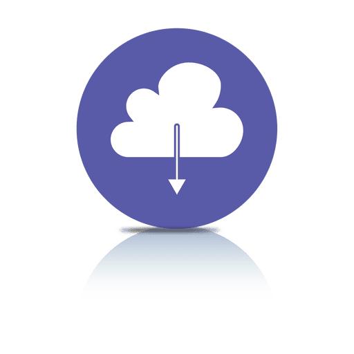 Download cloud shadow icon Transparent PNG