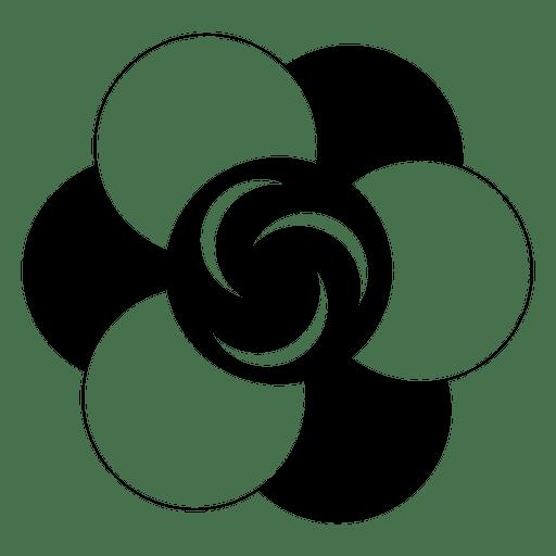 Círculo de cultivo de flor Transparent PNG