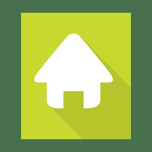 minimalista casa signo tela con fondo descargar png svg