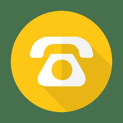 Sinal de telefone