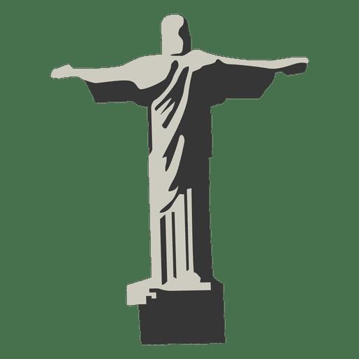 Super desenhos animados Cristo Redentor - Baixar PNG/SVG Transparente EV96