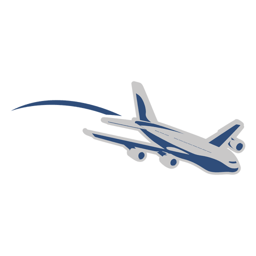 Airplane motion transportation