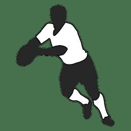Jogador de futebol americano 1