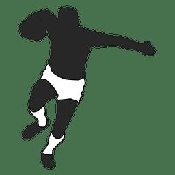 Jogador de futebol americano 2