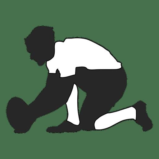 Jugador de futbol americano 3 Transparent PNG