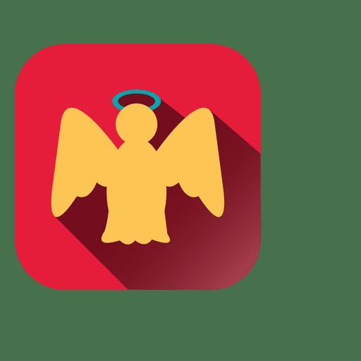 Anjo quadrado ícone Transparent PNG