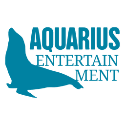 Aquarius sea seal logo
