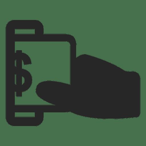 Atm cash collection Transparent PNG