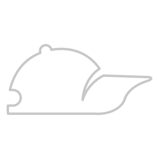 Baseball hat icon Transparent PNG