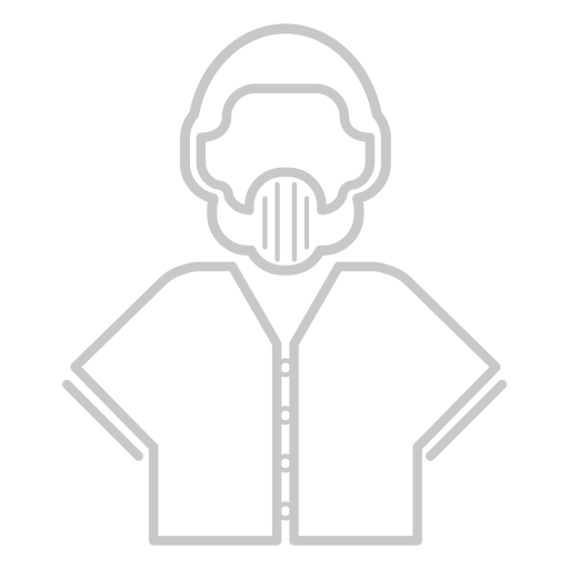 Baseball uniform icon Transparent PNG