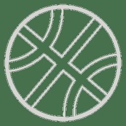 icono del baloncesto