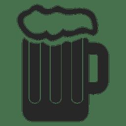 Bierkrug-Symbol