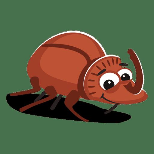 Beetle cartoon