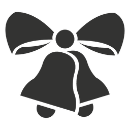 Bells bow icon