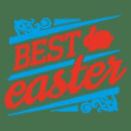 Best easter emblem