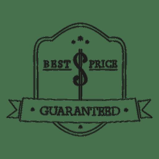 Best price sticker Transparent PNG