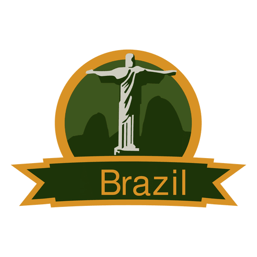 Brazil landmark emblem Transparent PNG