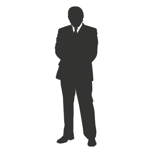 Business executive standing 1