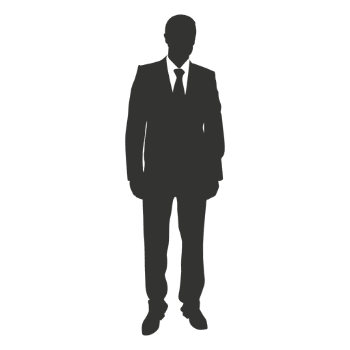 Executivo de negócios permanente 2 Transparent PNG