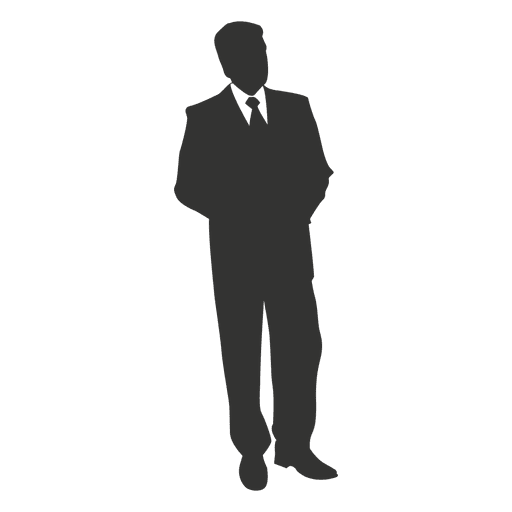 Business executive standing 3