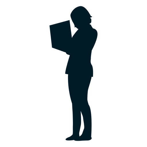 Executiva, trabalhando, laptop Transparent PNG