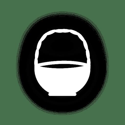 Icono de busket