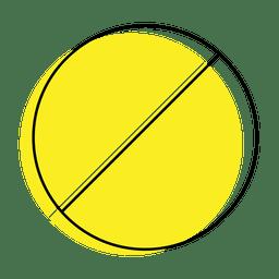 Botão fechar ícone