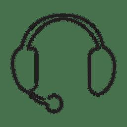 Ícone de chamada