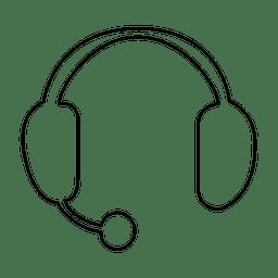 Ícone de chamada simples
