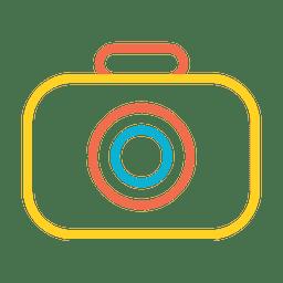 Icono de foto de camara