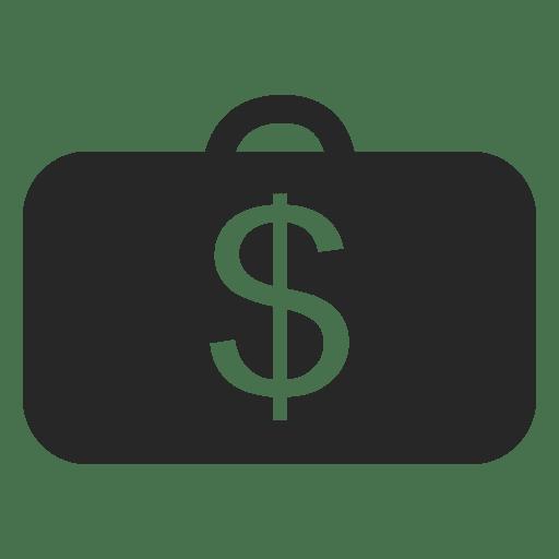 Cash bag Transparent PNG