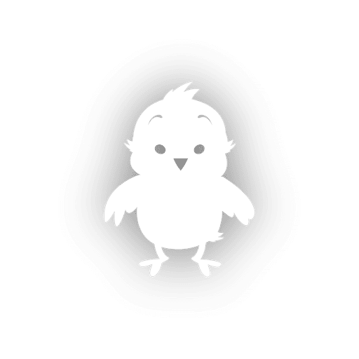 Icono de pollo